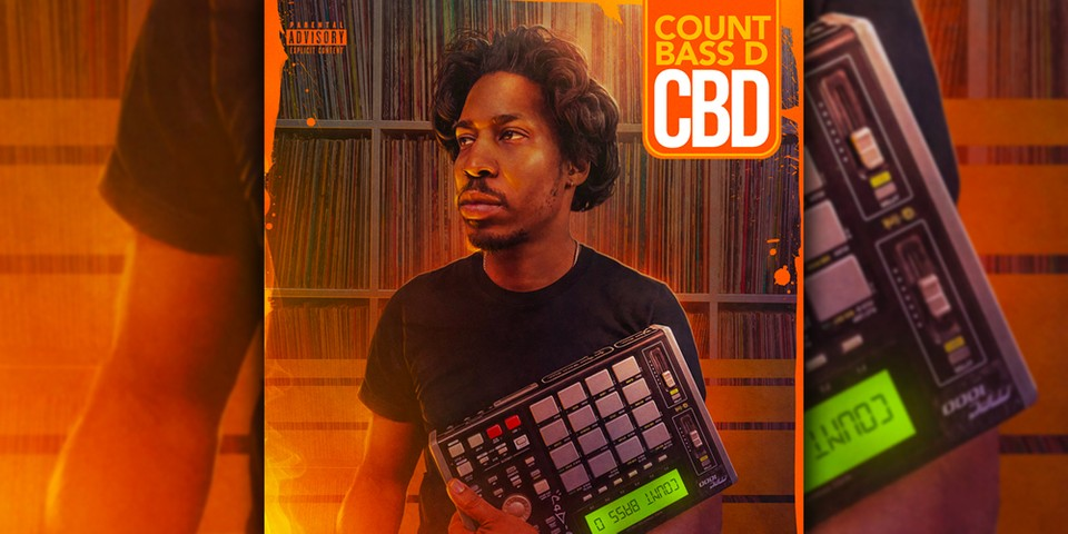 Count Bass D Shows Off His Consistency in 10th Studio Album 'CBD'