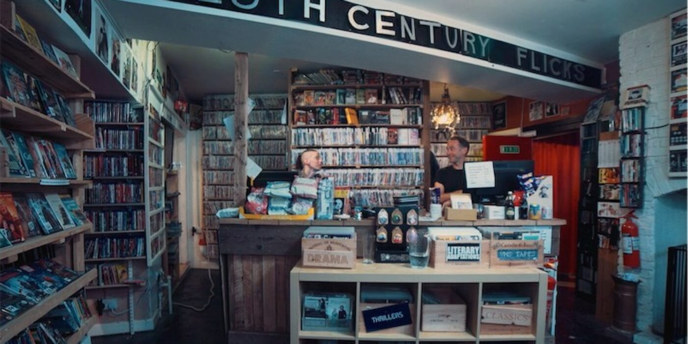 A visit to the world's oldest surviving video rental store