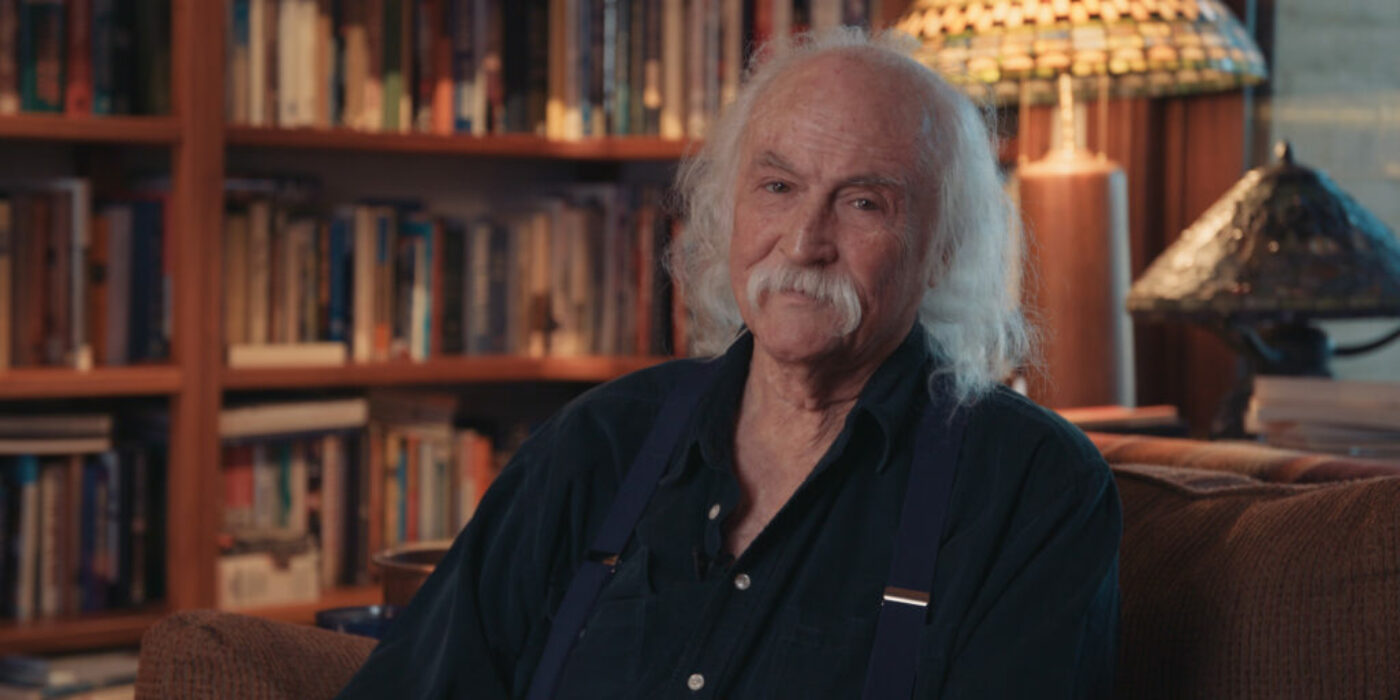 David Crosby Answers Your Concerns About CBD Oil, Sex and Mustache Maintenance