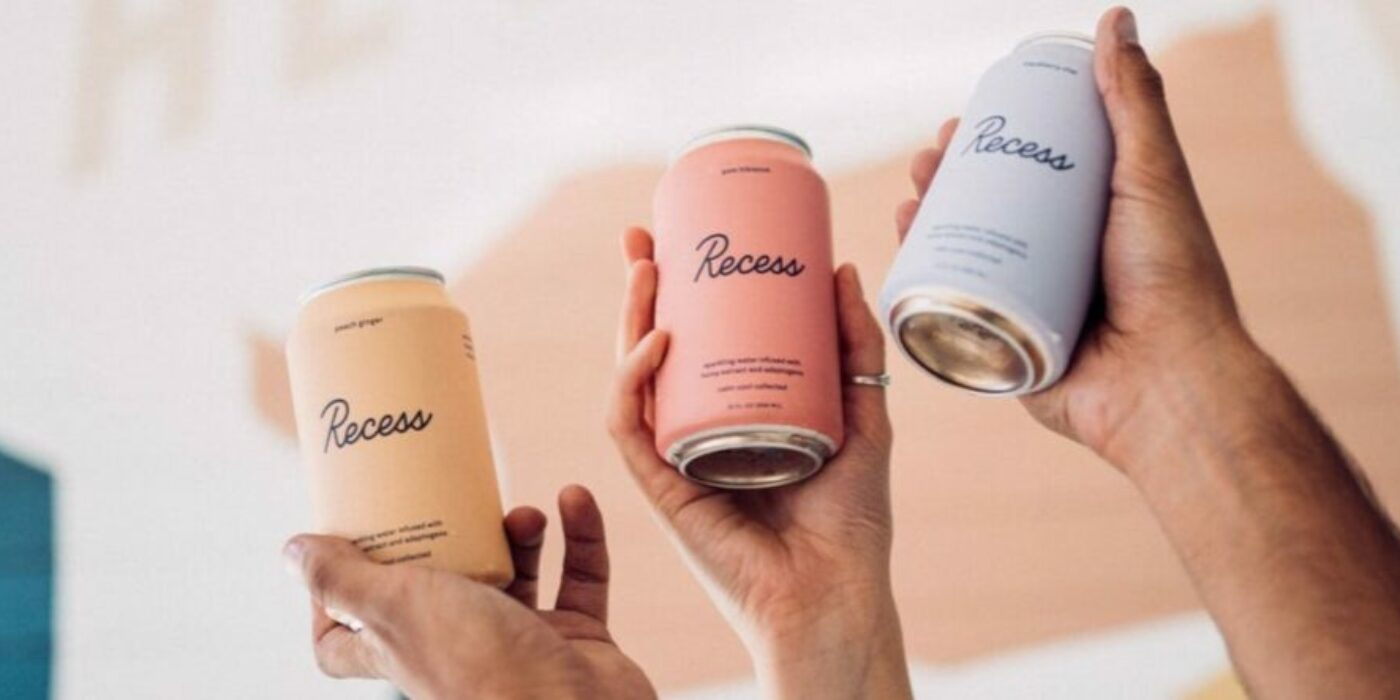 Inside CBD drink brand name Recess' email strategy