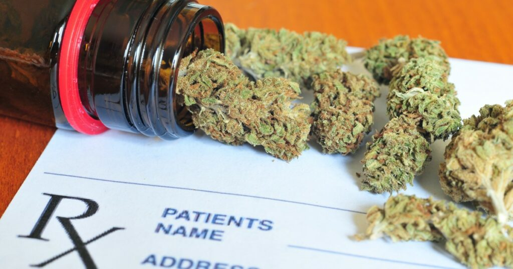 Medical marijuana is stronger than it needs to be, study suggests