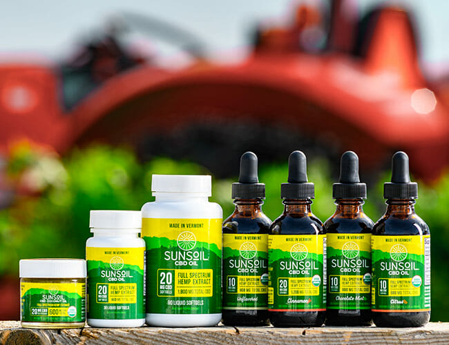 30% off Organic CBD Oil Delivered to Your Door