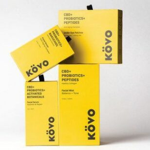KOVO Essentials Skincare Prepares to Launch the First CBD + Probiotic Skincare Line