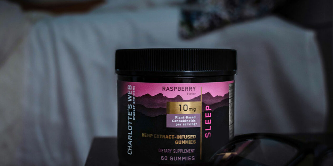 Get Better Rest with Charlotte s Web Sleep CBD Gummies
