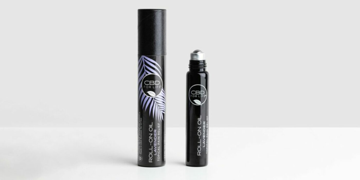 The CBD Rollerball That Relieves My Quarantine Aches & Pains