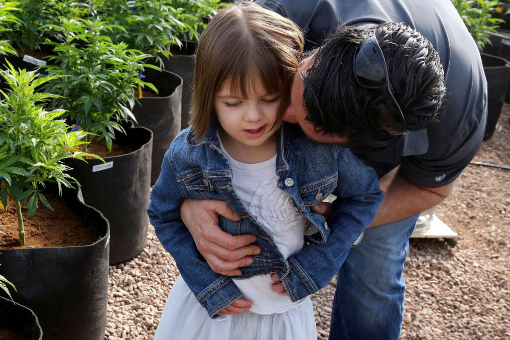 Charlotte Figi, the Girl with Epilepsy Who Inspired the Medical Marijuana Movement, Dies at 13