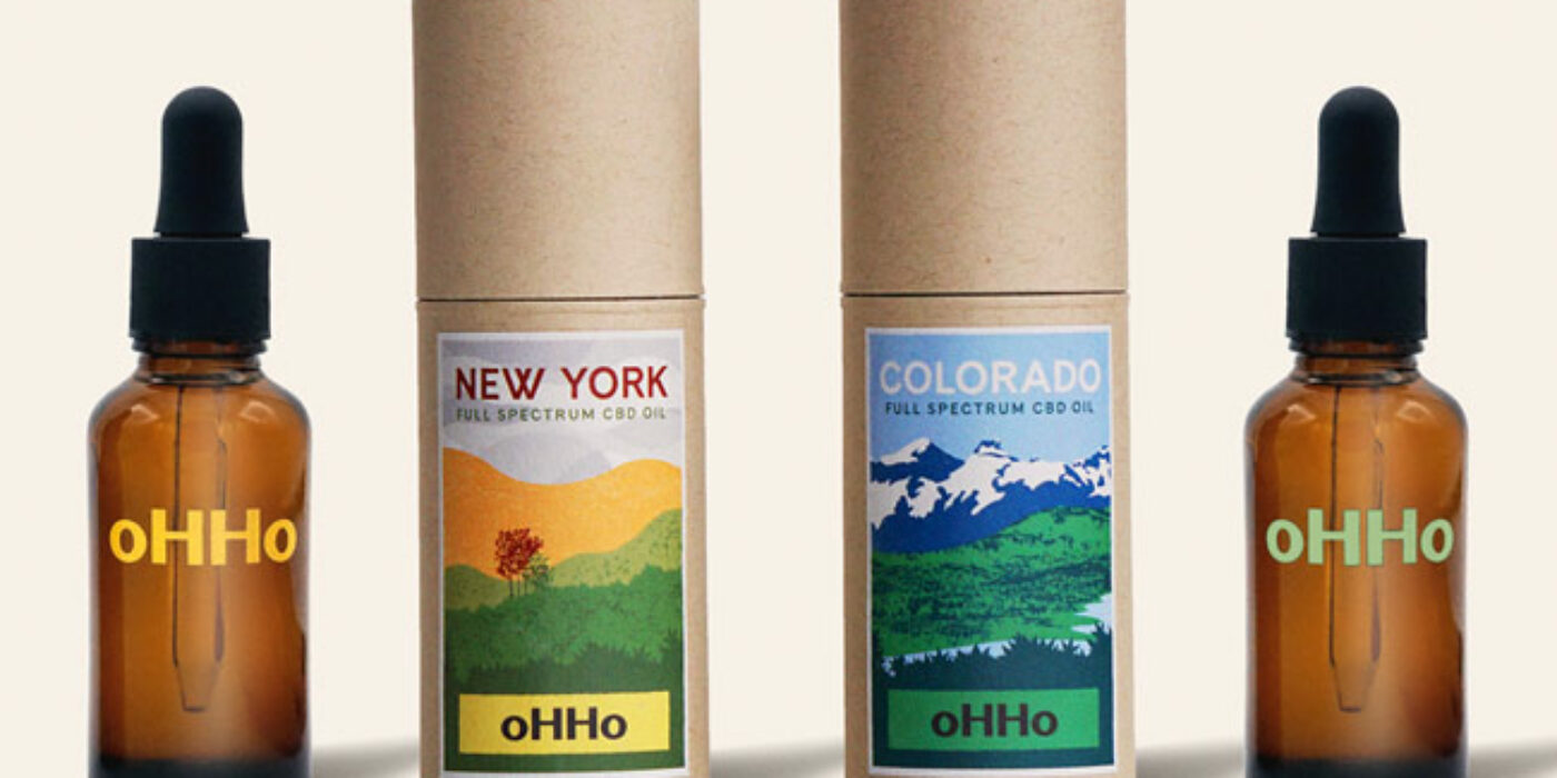 oHHo Wants to Show You That Not All CBD Is the Same