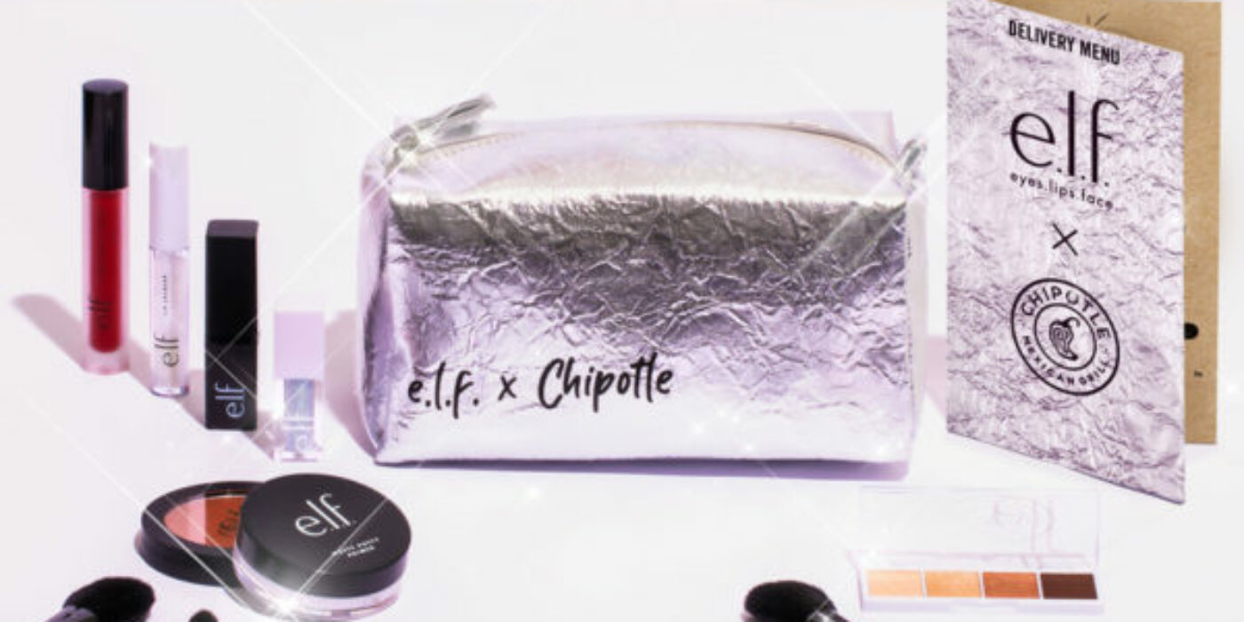 e.l.f.'s Chipotle Partnership and New CBD Line Fend Off Pandemic Blues