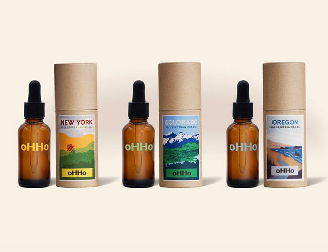 Enhance Your Wellbeing With This New CBD Oil from oHHo