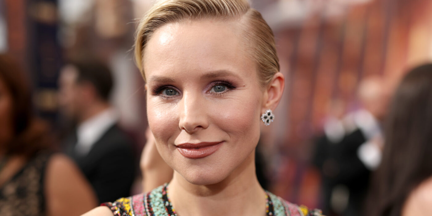 Kristen Bell Set To Release CBD Skin Care Line Called 'Delighted Dance'