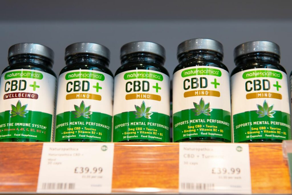 'There Is An Active Discussion Of CBD Happening Across The Country,' Says A New Report. And That Spells Opportunity.