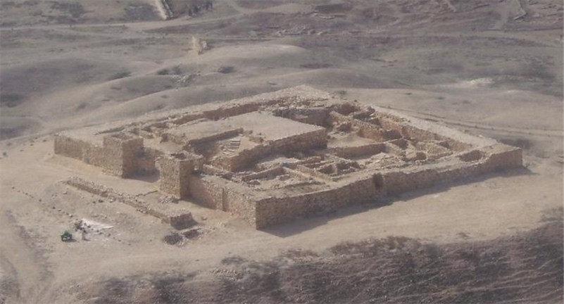 Ancient Israelites got high in temple