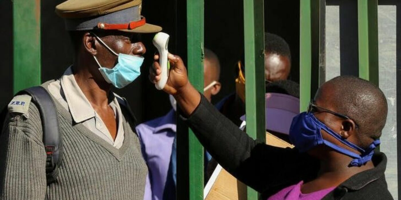 Zimbabwe tightens coronavirus lockdown in capital Harare