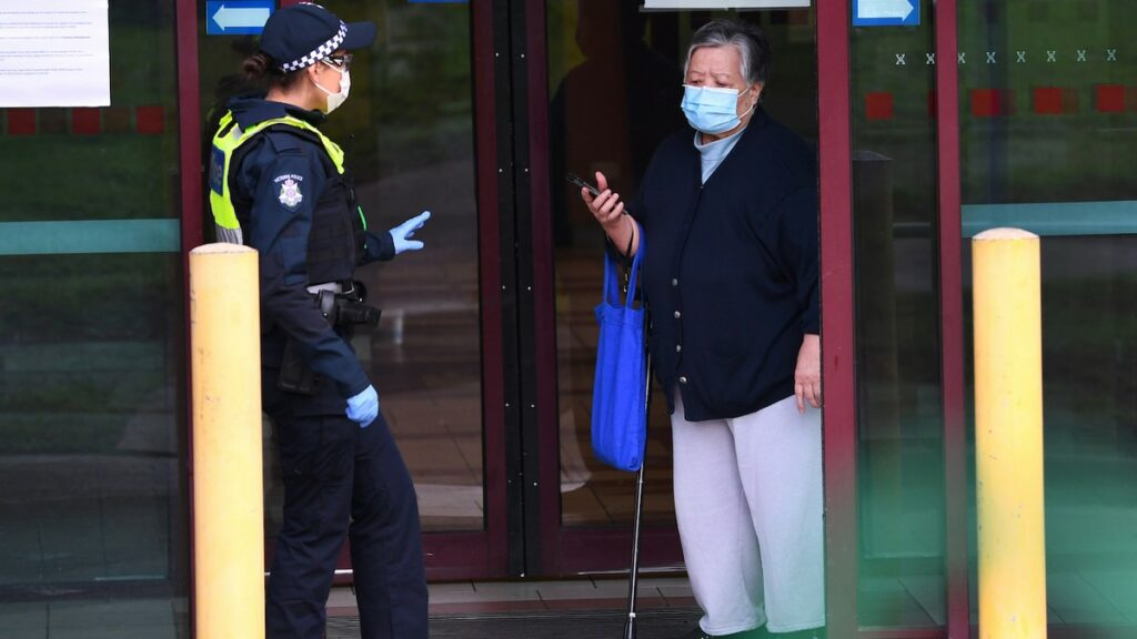 Melbourne Put Back on Stage 3 Lockdown as COVID Cases Rise