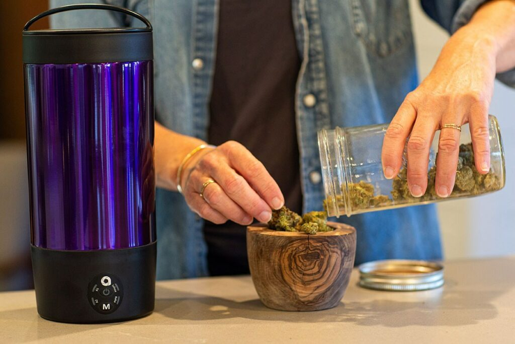 The kitchen appliance helps you make high strength edibles right in the house