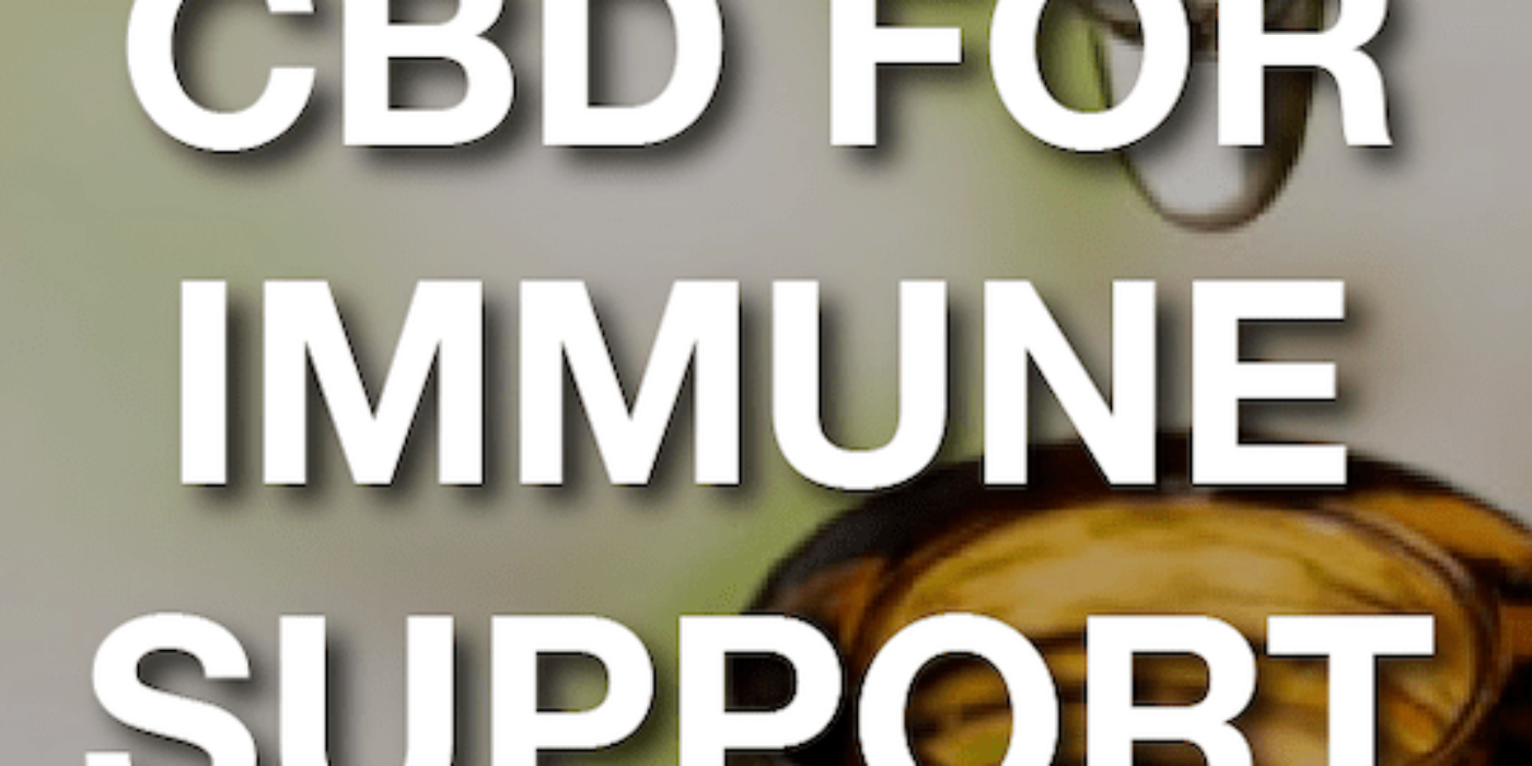 CBD For Immune Support: Safeguarding Senior Citizens Through Laboratory Checked CBD