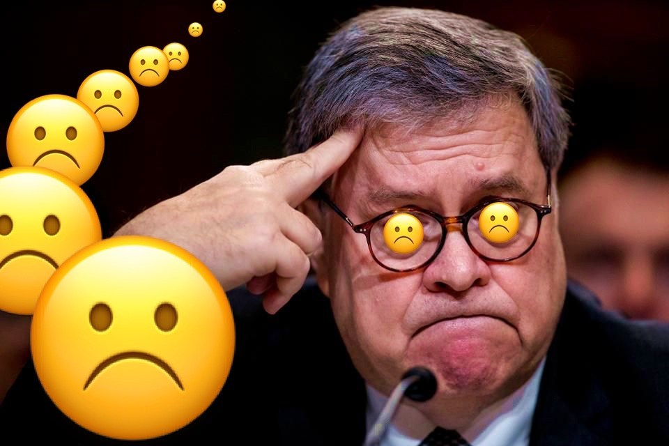 Bill Barr: 'I don't pay attention to [Donald Trump's] tweets unless they're brought to my attention'