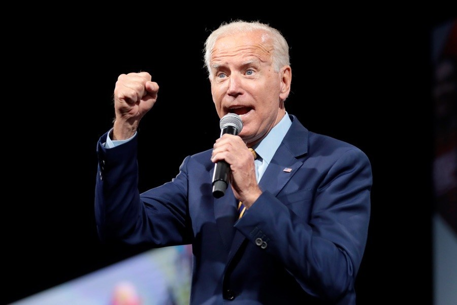 Joe Biden 'I'm going to have a [vice president] choice first week in August'